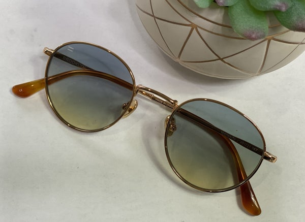 Toms Brooklyn Sunnies-Yellow Gold