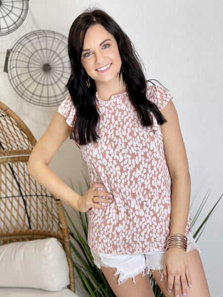 The Blush Fields Top