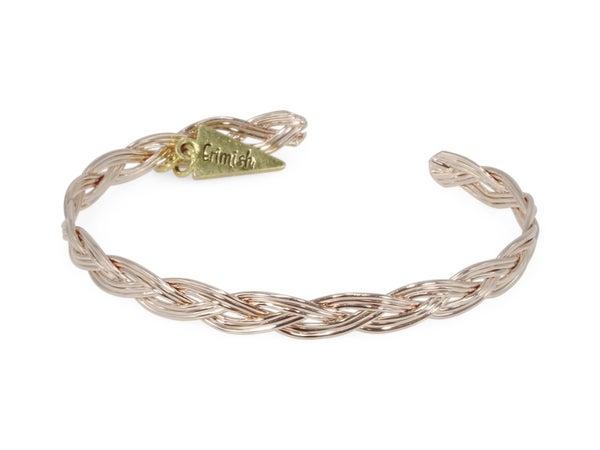 Erimish Braided Cuffs
