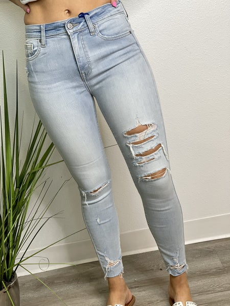 The Skyway High Rise Skinnies