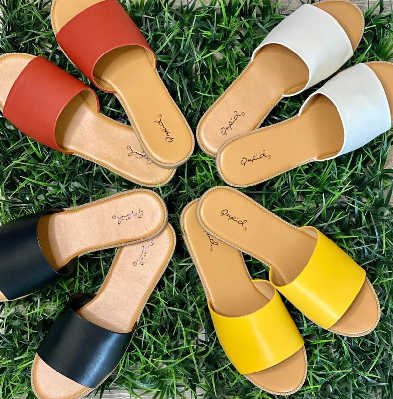 The Desmond Slides 2.0 in 4 Colors