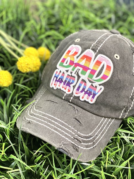 Bad Hair Day Serape Hat