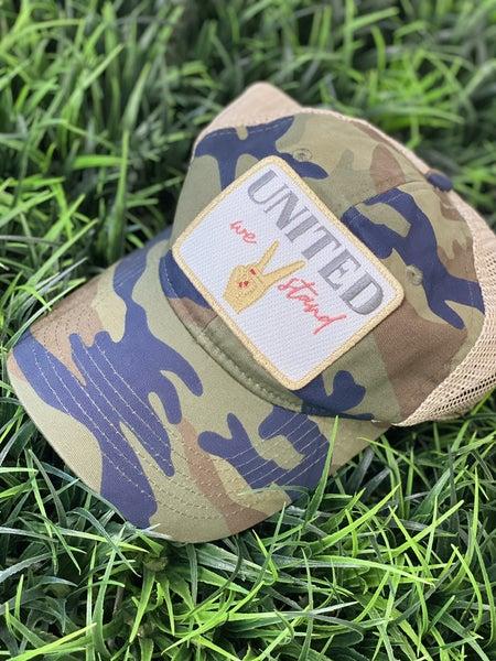 Camo United Hat