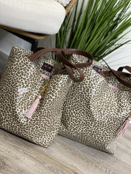 The Sweet Pea MJ Totes - 2 Sizes