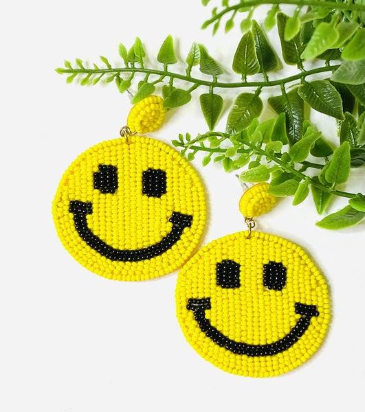 LD STEAL 75-Smile Earrings