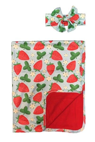 The Sweet Strawberry Set