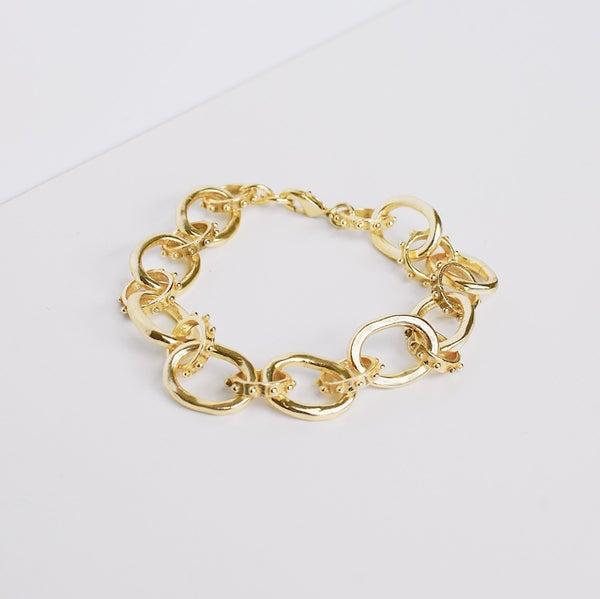Ada Link Bracelet