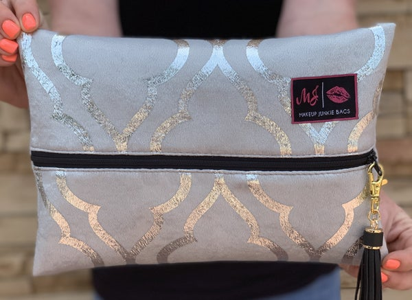 Silver Sky MJ Bags