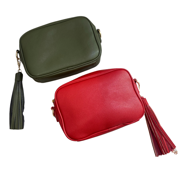 Ahdorned Mix and Match Tassel Bags