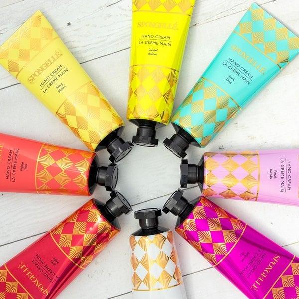Spongelle Hand Creams