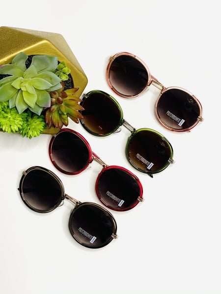 Surprise Steal - Spin Me Round Sunnies - 4 Colors