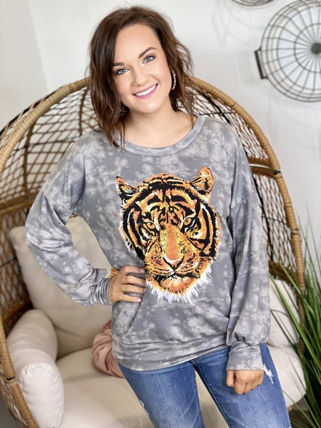 Hey there Tiger Pullover