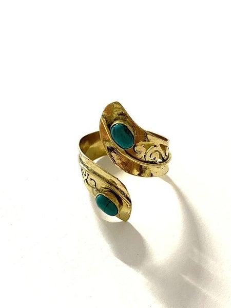 Ela Turquoise Ring