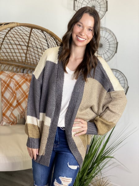 The Kayleigh Cardigan - All Sizes