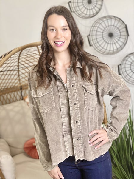 The Roxy Jacket