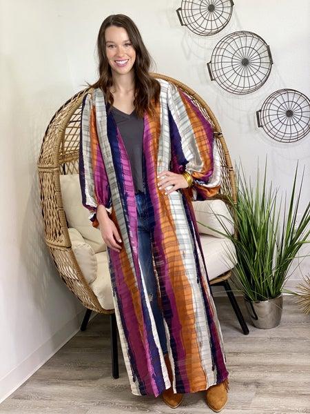 Paintbrush Kimono