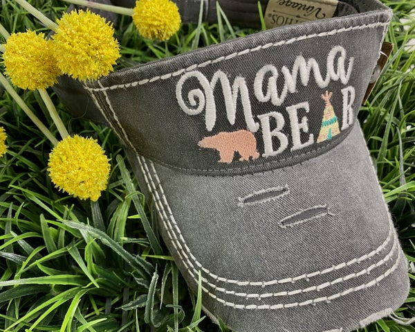 Mama Bear Visor