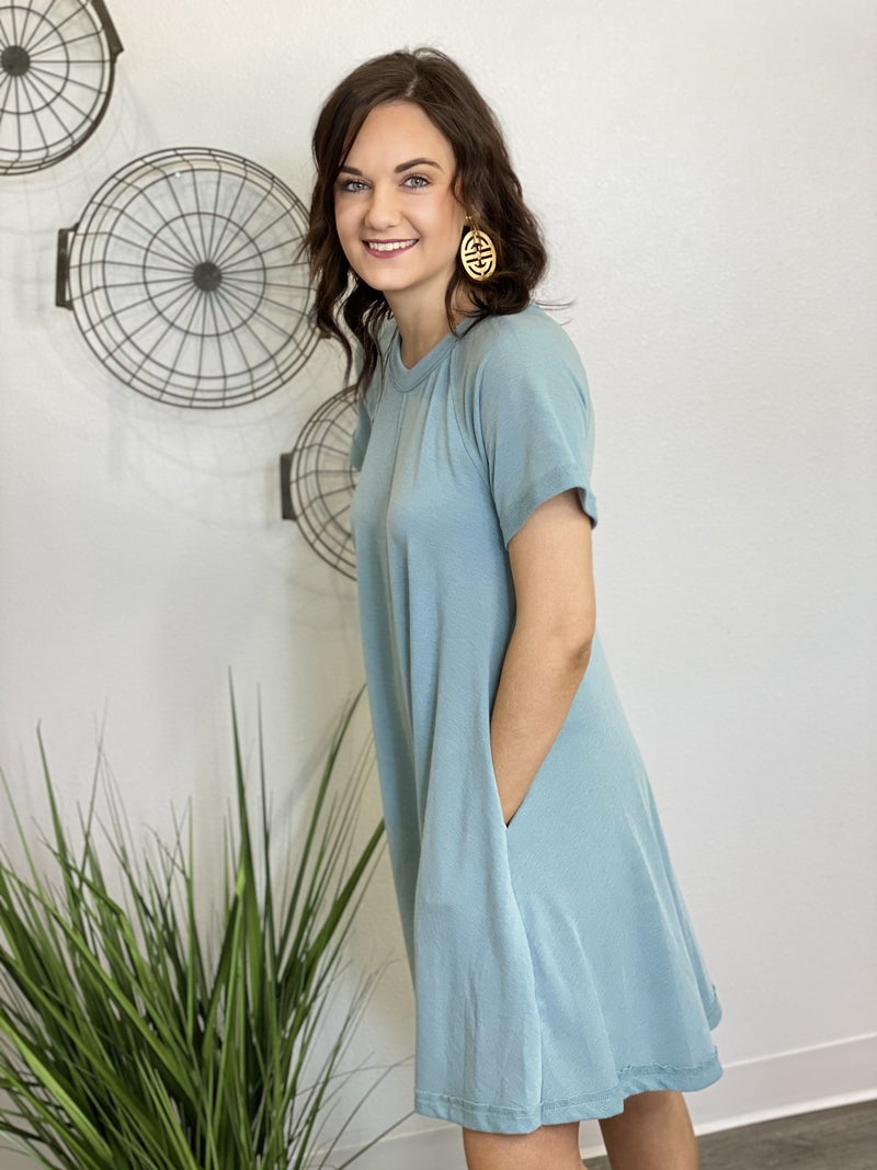 The Dylan Dress - 3 Colors