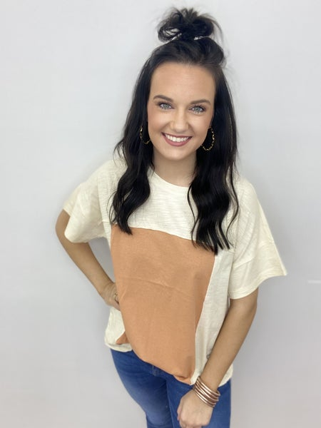 The Cotton Swing Top-All Sizes
