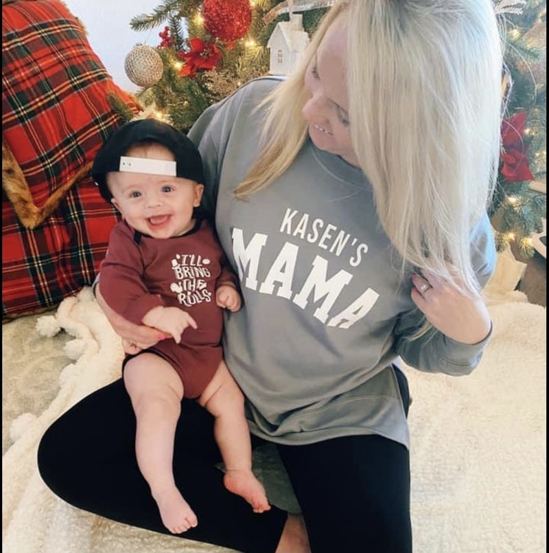 Jadelynn Brooke Custom Pullovers
