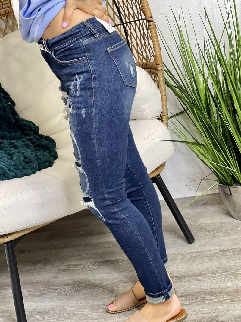 The Panettiere Skinnies