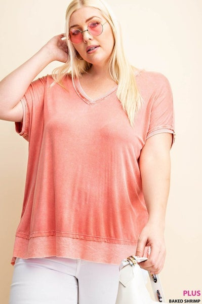 The Curvy Janelle Top