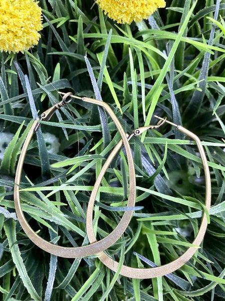 The Brass Earrings