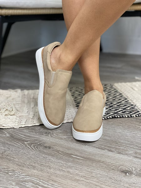 Taupe Dream Sneaks