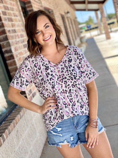 The Leo Best Top in Cream-All Sizes