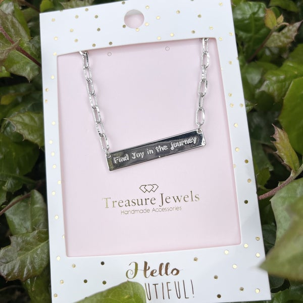 The Message Necklaces-5 Styles