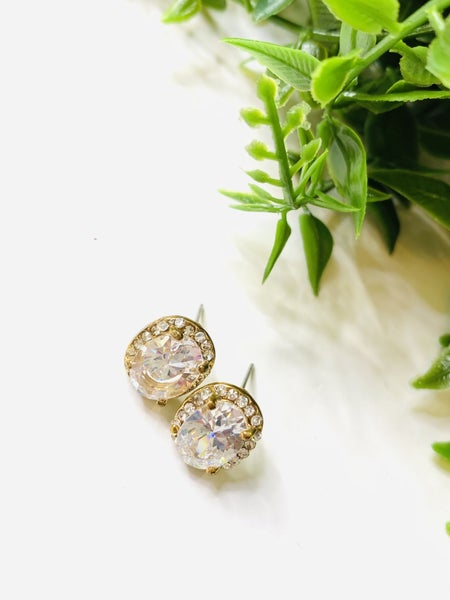 The Double Bling Studs - 2 Colors
