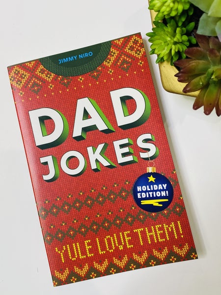 Dad Jokes-Holiday Edition