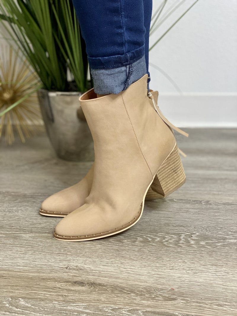 The Wendy Booties - 2 Colors