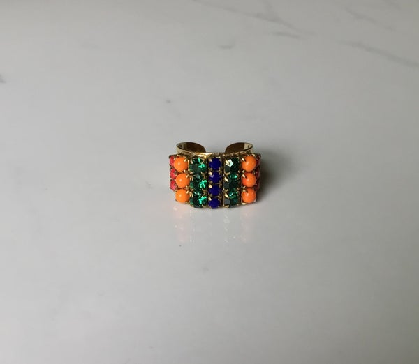 The Rainbow Brite Ring