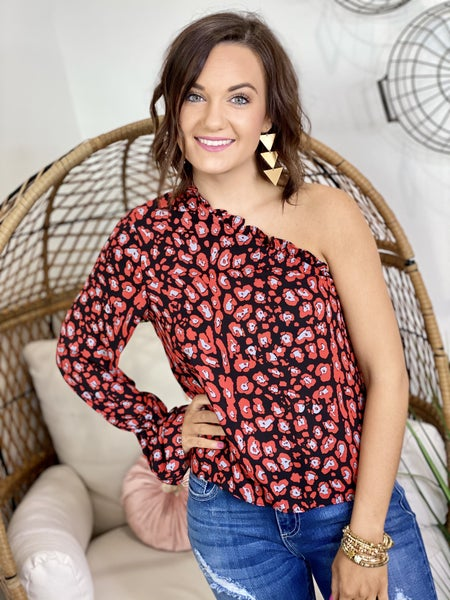 The Cherry Bomb Blouse