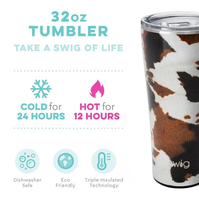 The Hayride Swig 32oz Tumbler