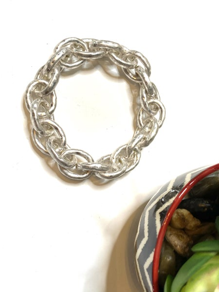Chained Up Bracelet