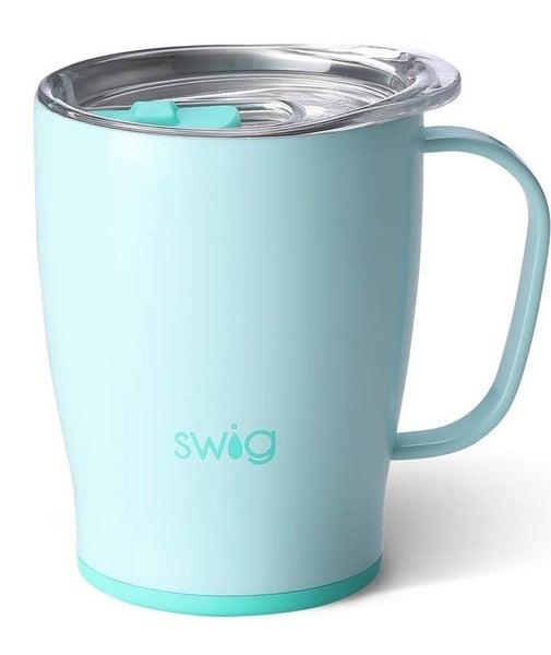 The Seaglass Swig 18 oz Mug