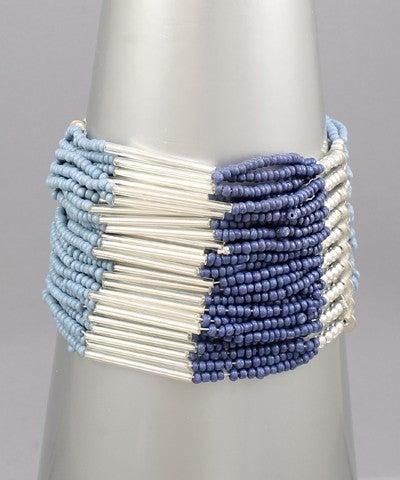 The Beaded Crush Bracelet-2 Colors