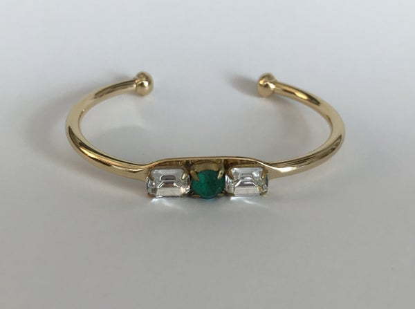 The Vintage Crystal Cuff