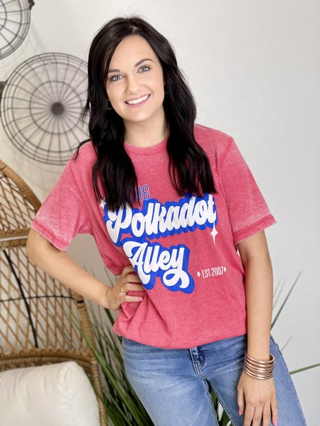 The PDA Spirit Tee - All Sizes