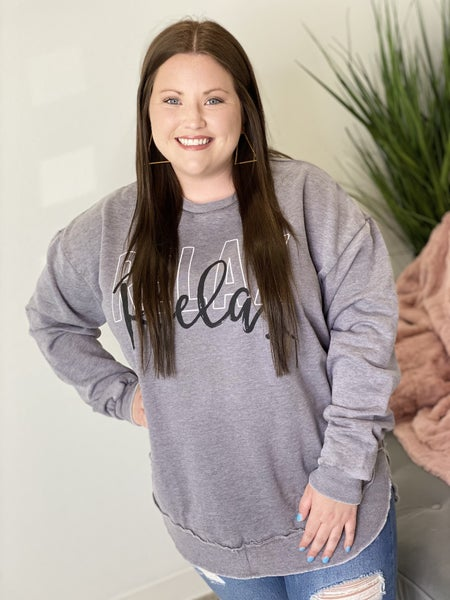 The Relax Pullover