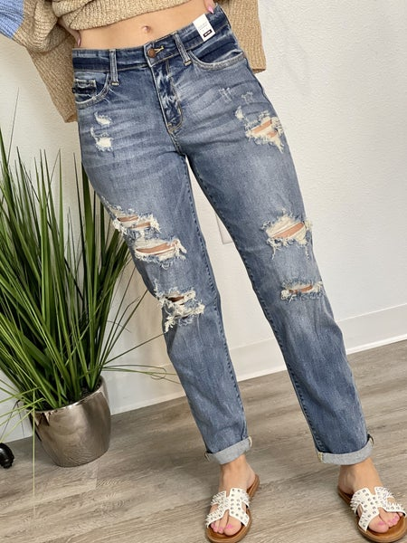 The Goner 2.0 Boyfriend Jeans - All Sizes