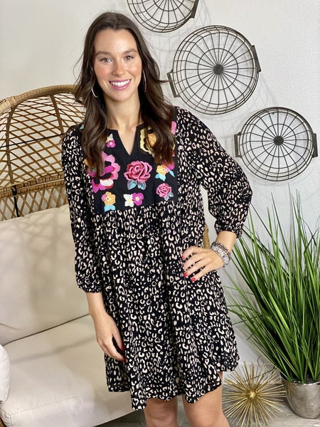 The Winter Has Arrived Tunic Dress - All Sizes