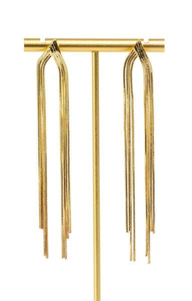 The Bardot Chain Earrings