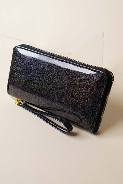 The STEAL Glitter Wallet
