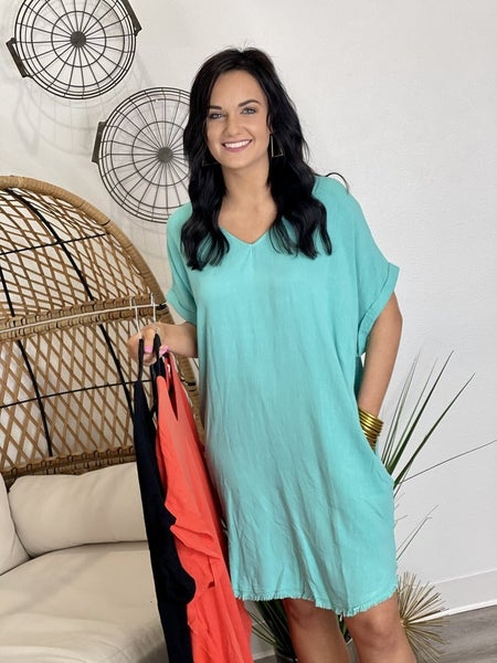 The Curvy Libby Dress - 3 Colors