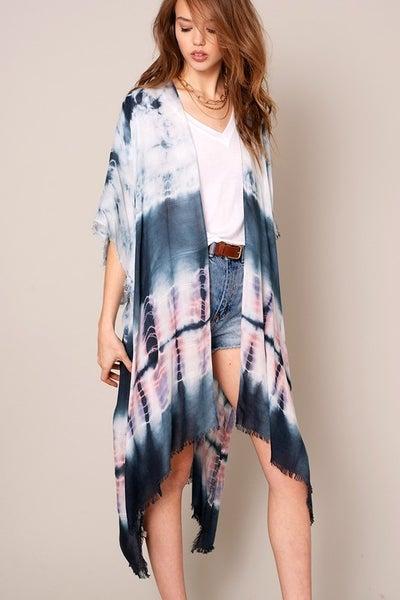 The Hazy Daze Kimono
