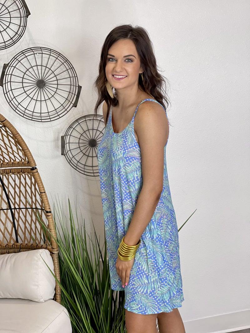 The Splash into Summer Dress