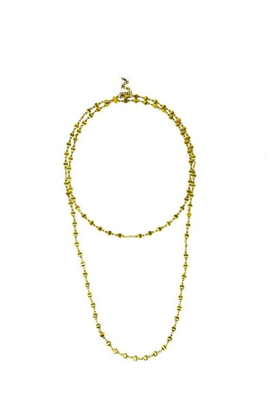 The April Layering Necklace-2 Sizes